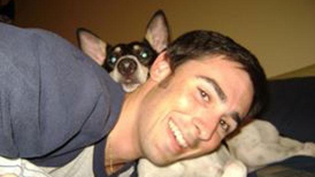 Carolina Dog selfie