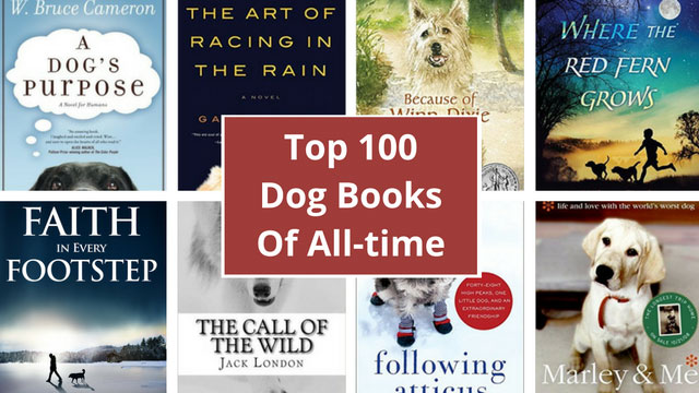 Top 100 Dog Books of All-time