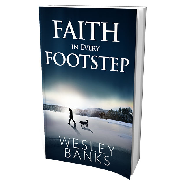 Faith In Every Footstep 3D Cover
